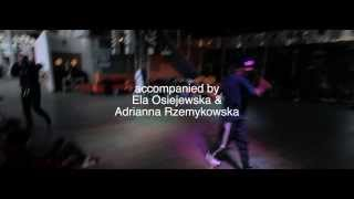 Poland 2013 - Sean Bankhead teaches Daley - Alone Together - YOUCANDOIT Dance Studio