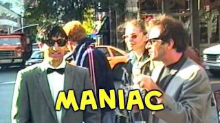 MANIAC by two maniacs live on the Streets of NYC