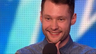 Calum Scott   Britain's Got Talent 2015 Audition Week 1