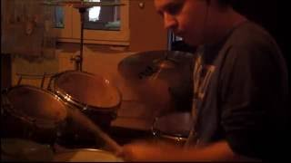 Smak - Crna dama (drum cover)