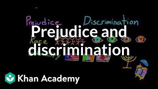 Prejudice and discrimination based on race, ethnicity, power, social class, and prestige