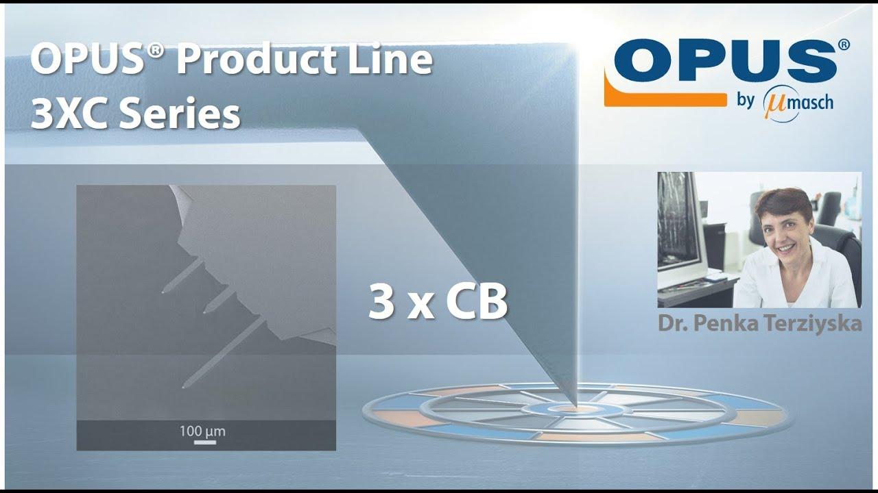 MikroMasch OPUS 3XC Series thumb