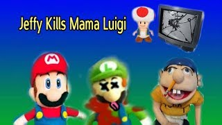 SML YTP : Jeffy Kills Mama Luigi