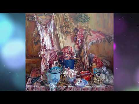Александр Шакиров из проекта «Любимые художники Башкирии»