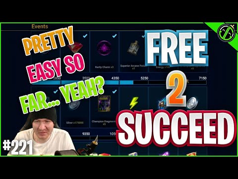 Is It Just Me Or Is This Fusion Almost Too Easy? | Free 2 Succeed - EPISODE 221