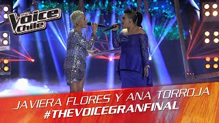 The Voice Chile | Ana Torroja y Javiera Flores – Si tú no vuelves