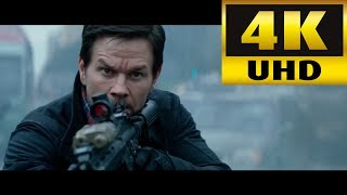 MILE 22 Official Trailer 2018 Mark Wahlberg, Ronda Rousey Movie 4K UHD