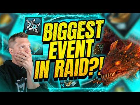 🚀 CRAZIEST Dungeon Event in Raid HISTORY?! | RAID Shadow Legends