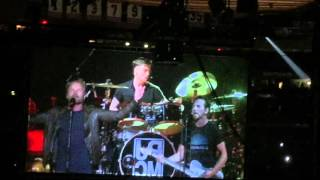 Pearl Jam - Driven To Tears (Cover), Performed with Sting - Madison Square Garden 5/2/2016 NYC