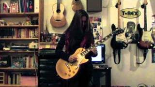 AC/DC - The Jack solo cover