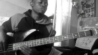 Live and die in Africa bass cover