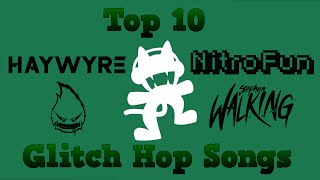 Top 10 Glitch Hop Songs on Monstercat!