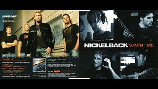 Nickelback - Savin' Me (Instrumental)(w/Lyrics)