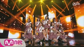 [I.O.I - Dream Girls] KPOP TV Show l M COUNTDOWN 160512 EP.473