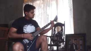 Disturbed - Another Way To Die (cover by Gihan Kaushalya)