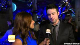 Dillon Casey Talks Shomi And Remedy for ET Canada