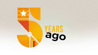 Jumia is 5 - Anniversary Lyric Video
