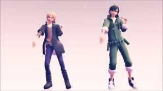 【MMD|Kagerou Project】Shake it off! {Boys}