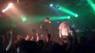 Solar/Białas + DJ Johny - FREESTYLE MEGA CLUB KATOWICE (14.12.2013)
