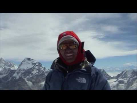 Mera Peak Climb Video: Interview from the summit