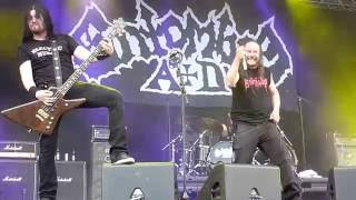 Entombed A.D. LIVE @ Sweden Rock 2016