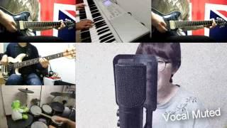 KonoSuba 2 OP 「Tomorrow」 BAND COVER (instrumental)