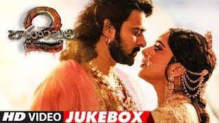 Baahubali 2 Video Jukebox   Bahubali 2 Jukebox   Prabhas,Rana,Anushka Shetty,Tamannaah,SS Rajamouli width=