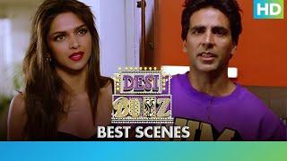 Desi Boys - Best Scenes   Part 1 - Akshay Kumar, John Abraham, Deepika Pdukone & Chitrangada Singh