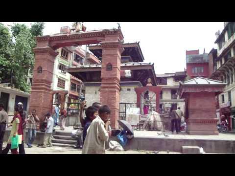 Nepal – Kathmandu – Durbar Square