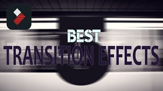 5 Best Video Transition Effects | Filmora tutorials
