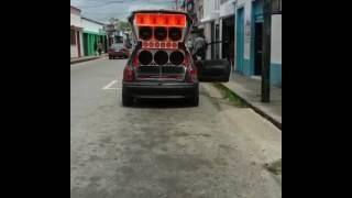 Chevrolet Corsa 'La Maquina De Oriente'
