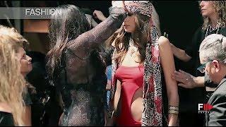 FISICO Backstage Fall 2016 Miami - Fashion Channel
