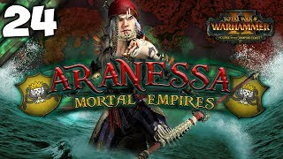 RECLAIMING THE PHOENIX! Total War: Warhammer 2 - Mortal Empires Campaign - Aranessa Saltspite #24