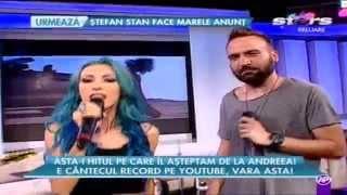 Andreea Balan & Cortes - Uita-ma Rai da buni 4.09.15