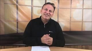 الحلقة رقم 32 من برنامج ماتستغربش للقس وحيد عازر وموضوعها ضرورة الأمتلاء من الروح القدس