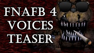 Five Nights at F**kboy's 4 (Fan-Made) Voices Teaser