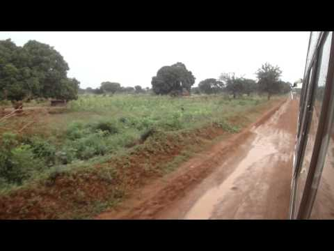 Bus Kampala to Juba Uganda to South Sudan Africa 7
