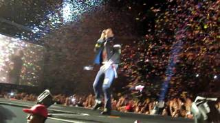 coldplay @ monterrey - lovers in japan ((HD))