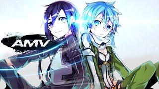 【AMV】Sword Art Online Ⅱ- Never Back Down ᴴᴰ