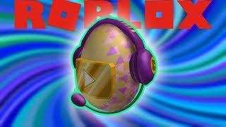 Roblox Egg Hunt 2019 Retro Egg The Geometric | Get 5 Million