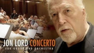 "JON LORD CONCERTO Documentary from the DVD ""Concerto for Group and Orchestra"""
