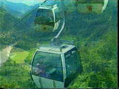 Manakamana Cable Car, Nepal