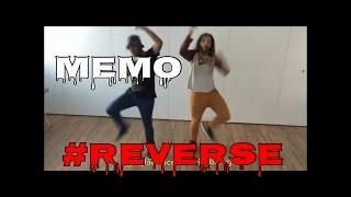 "#REVERSE Young Thug - "" MEMO"" (BRASIL REVERSE) | Fã dança"