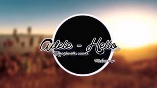 Adele-Hello [Marshmello Remix] By uTwozz