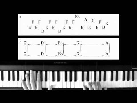 Comment jouer Rendez-Vous IV de Jean Michel Jarre au piano