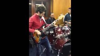 Ensaio com Eli soares,Fininho e Junior Braguinha
