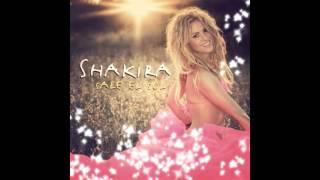 Shakira - Sale el sol (Audio)