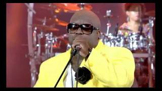 Cee Lo - Old Fashioned (live in France) +lyrics