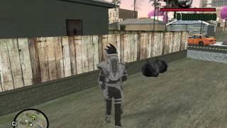 Kamen Rider Genm Dangerous Zombie Level X