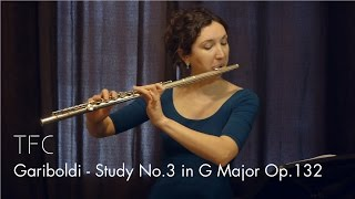 Gariboldi Study No.3 in G Major Op.132